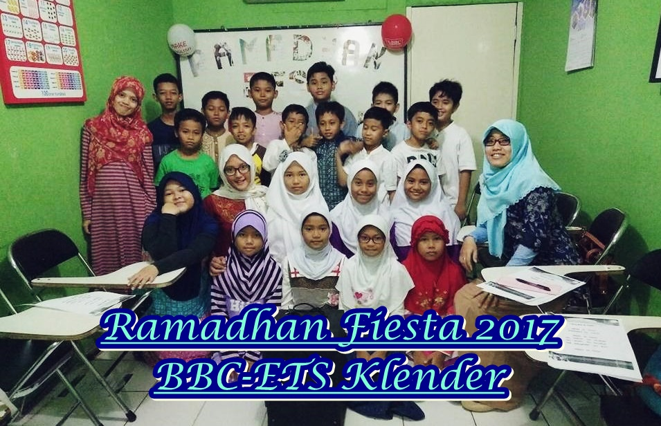 Ramadhan Fiesta 2017 BBC-ETS Klender