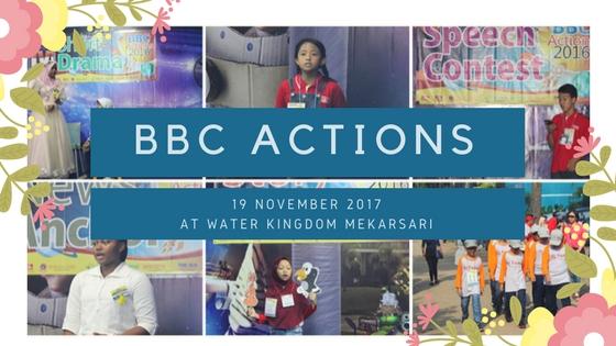 BBC ACTIONS
