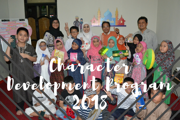 Character Development Program (CDP 2018)