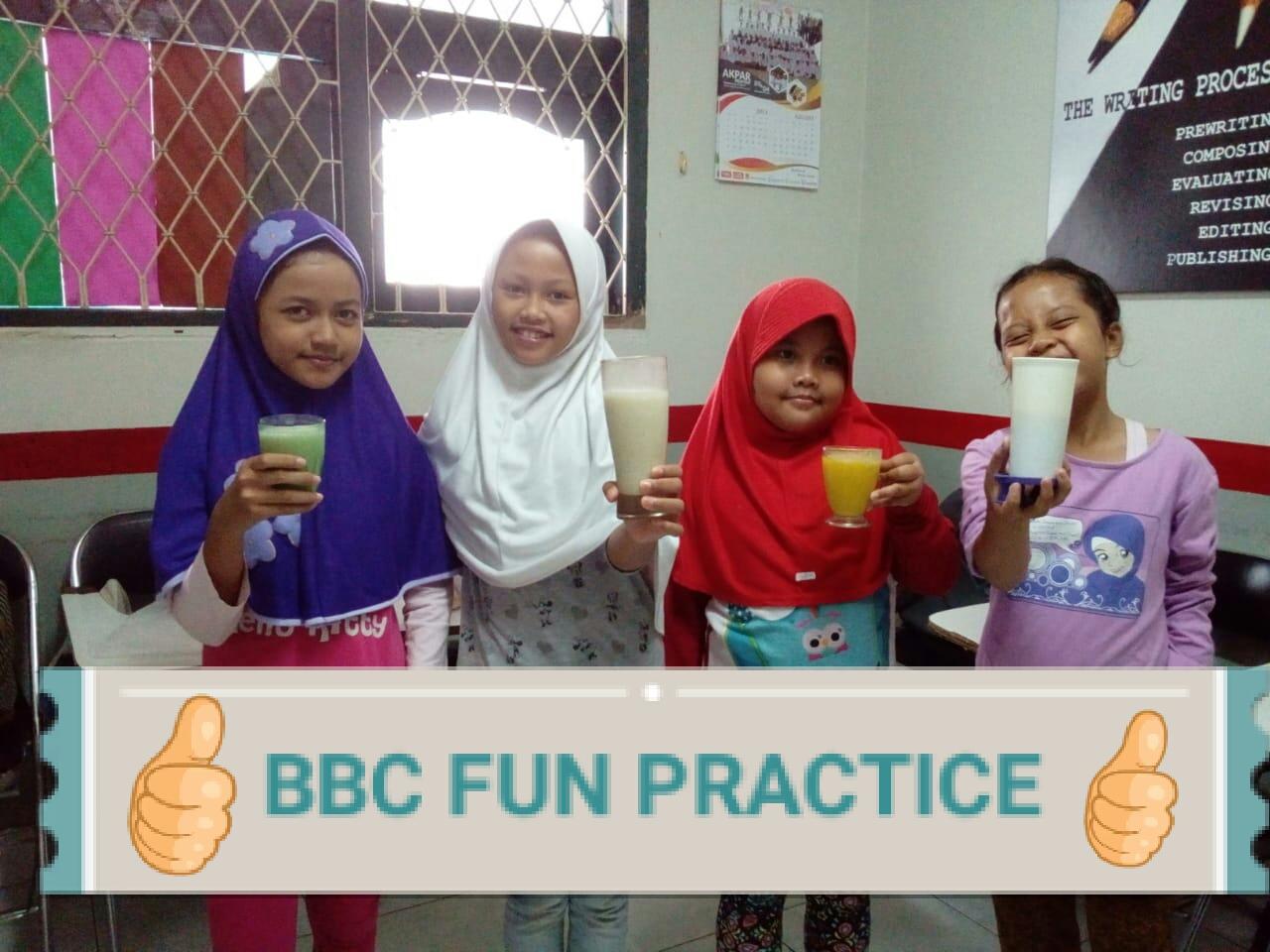 BBC Fun Practice