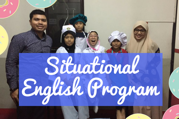 BBC-ETS Situational English Program 2018