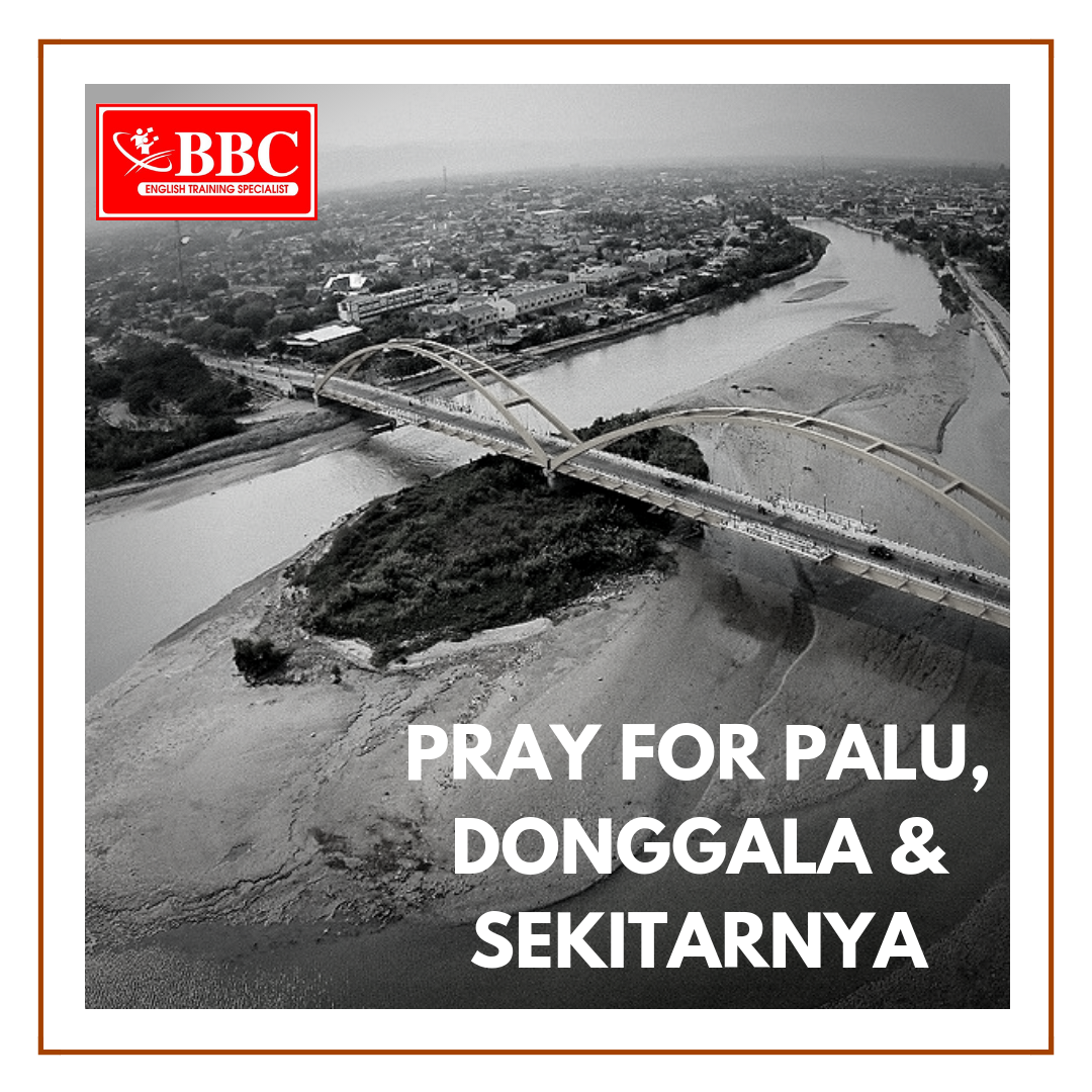 Pray for Sulawesi Tenggara – We are Indonesia !