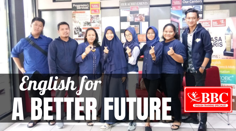 Improving your English for a better future !