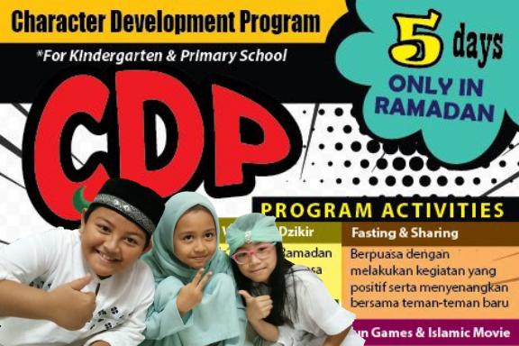 Character Development Program (CDP) 2019