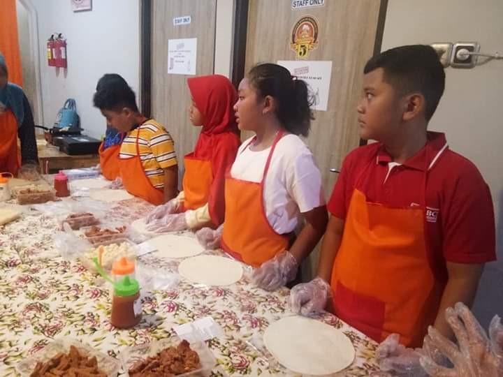 Ketika Siswa/i BBC-ETS Mengunjungi Resto Masakan Turki