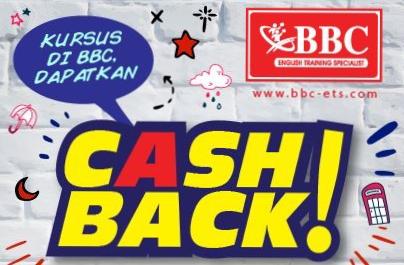 Promo Cashback