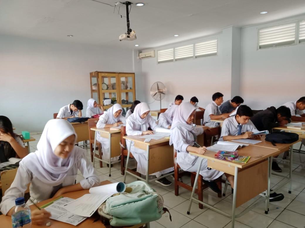 BBC-ETS Kemayoran Bekerja Sama Dengan SMA Kartini 1 Jakarta