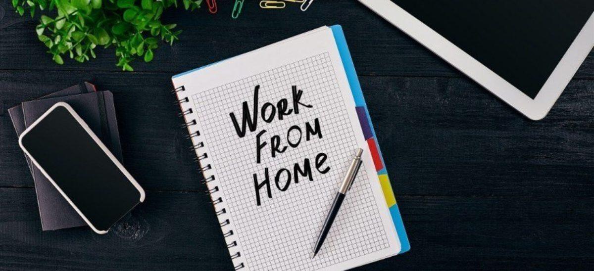 Tips Agar Tetap Produktif di Rumah by BBC ETS BSD