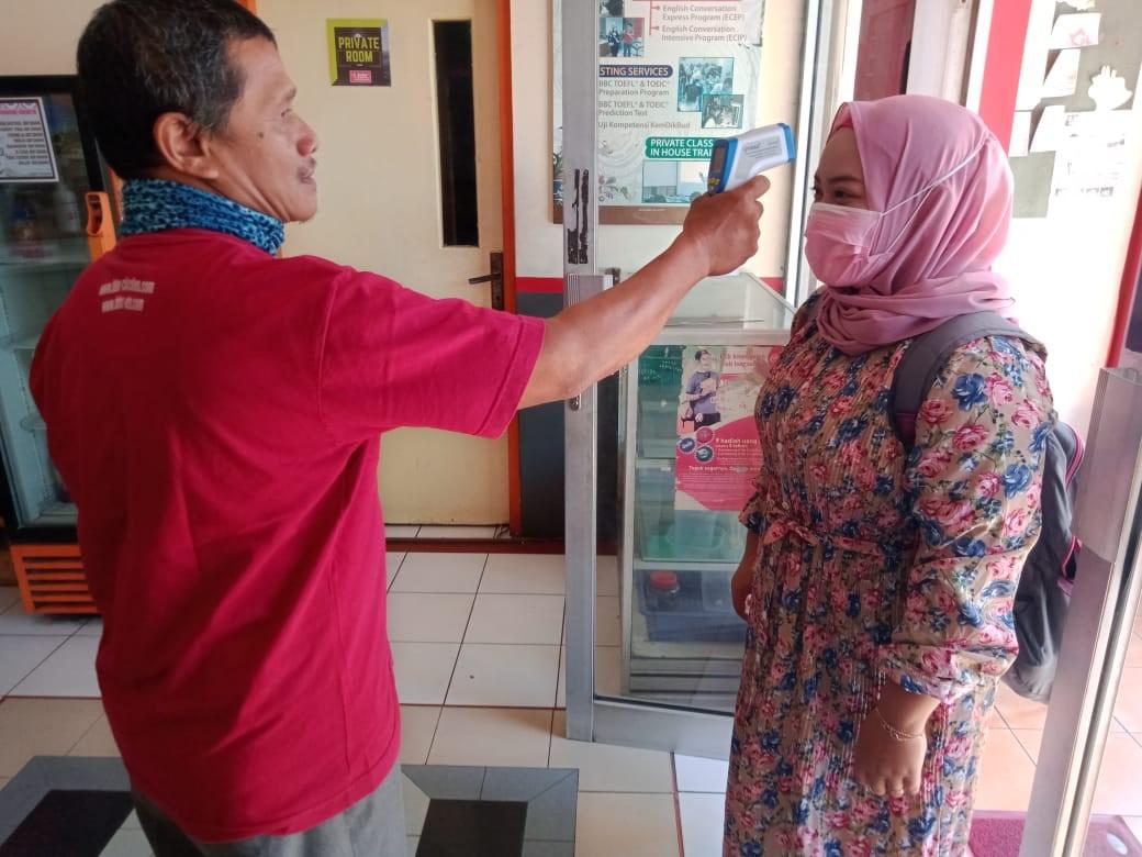 The New Normal Habits at BBC-ETS Semarang 2