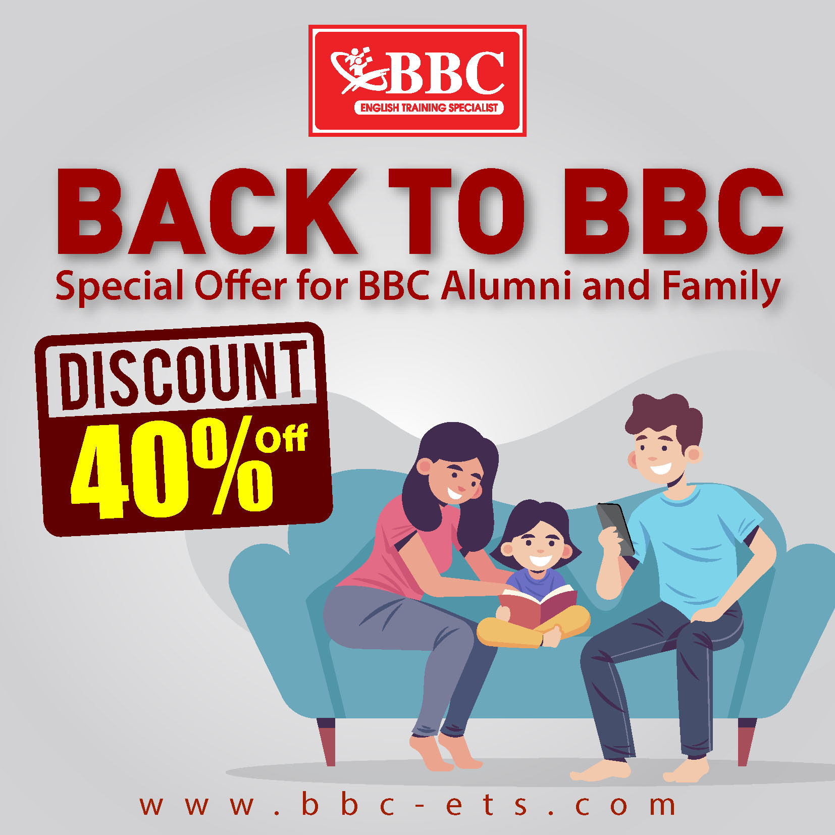 Promo Back To BBC