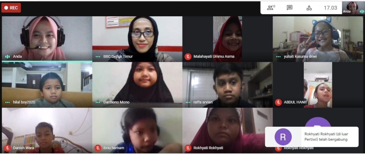 Kursus Bahasa Inggris Gratis Batch 7 by BBC ETS Kemayoran